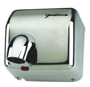 OZ2300S Stainless Steel Rotating Nozzle Hand dryer