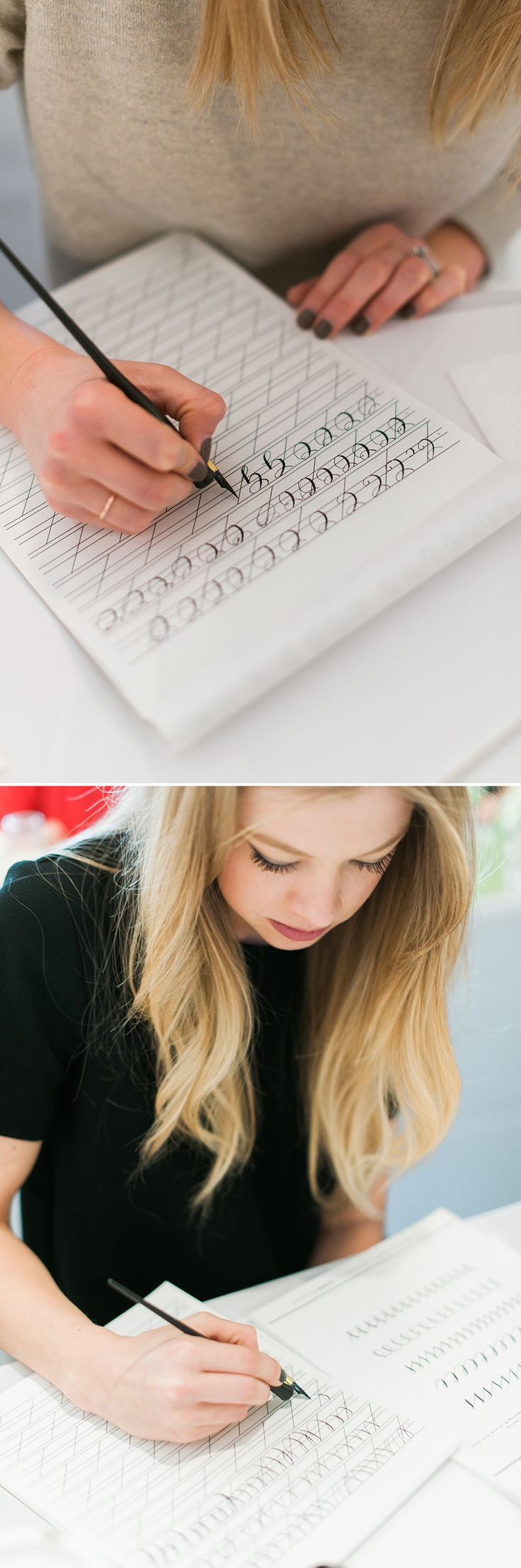 1000 Images About Learn Pointed Pen Calligraphy On