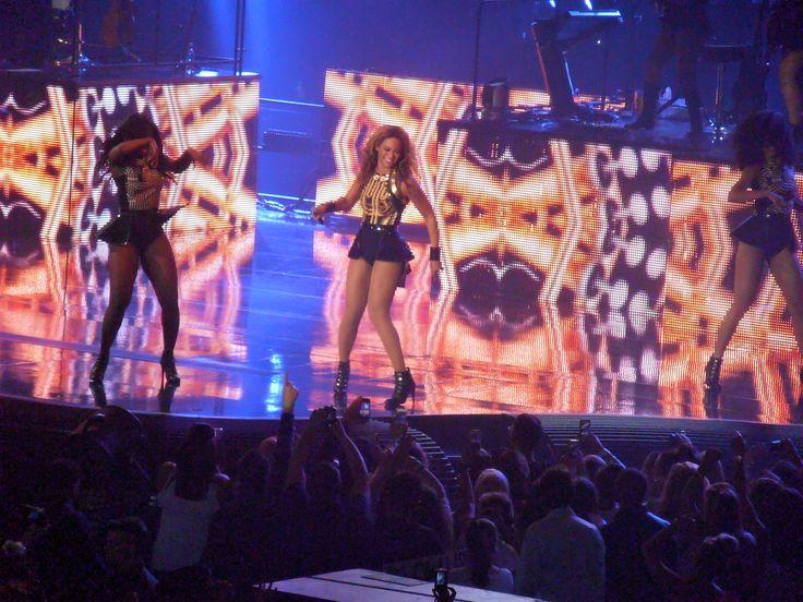 Mrs. Carter World Tour #Beyoncé Manchester, 2013 #music