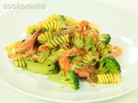 Fusilli con broccoli e gamberi: le Vostre ricette | Cookaround