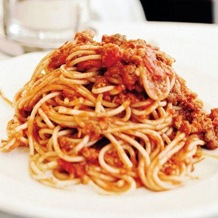 Bucatini all'Amatriciana | Recipe | Chili, Sauces and All.