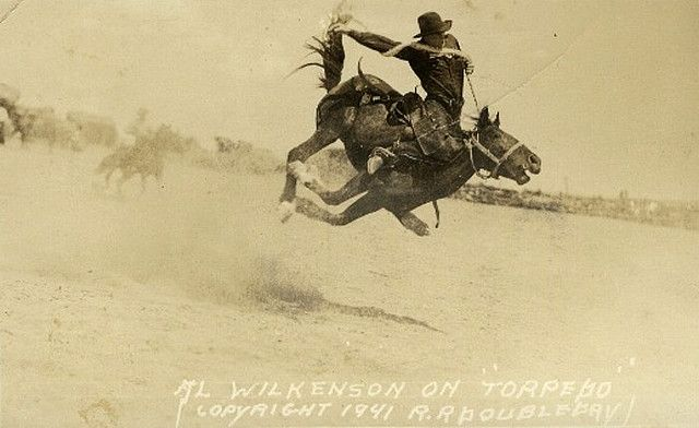 Flickr users have uploaded some amazing old photos of cowboys. Here are some of the standouts: Source: deflam Source: ettenw Source: glenbowmuseum Source: Newmexico51 Source: meagain625 Source: boytiger