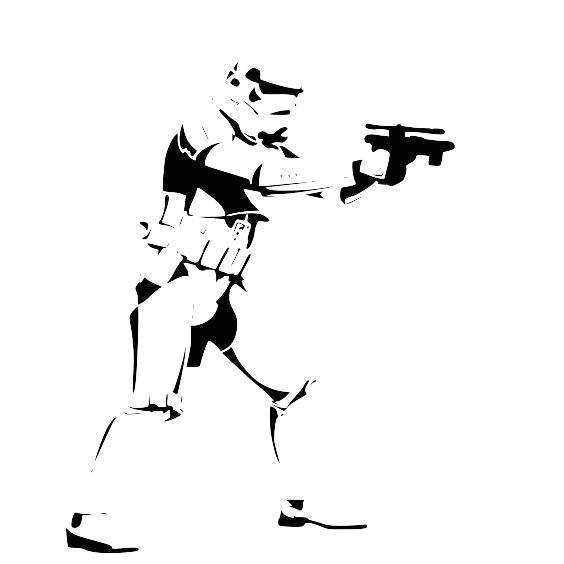 Trooper - Blaster