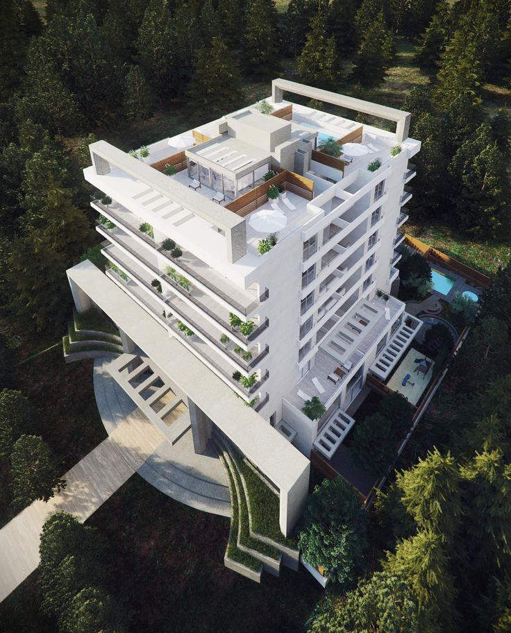 #Arquitectura #Interior en #Complejos #Turísticos #Boreas #Pinamar #Estudio #VivianaMelamed