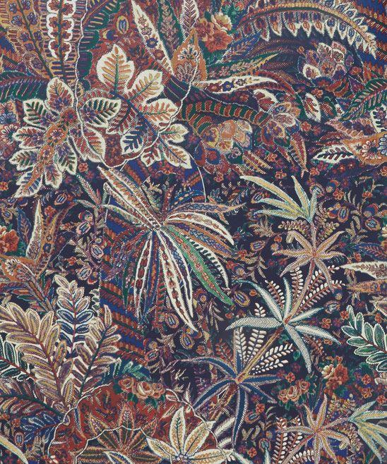 Liberty Art Fabrics Shand Voyage Library Wallpaper