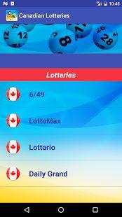 International Lottery Number Generator