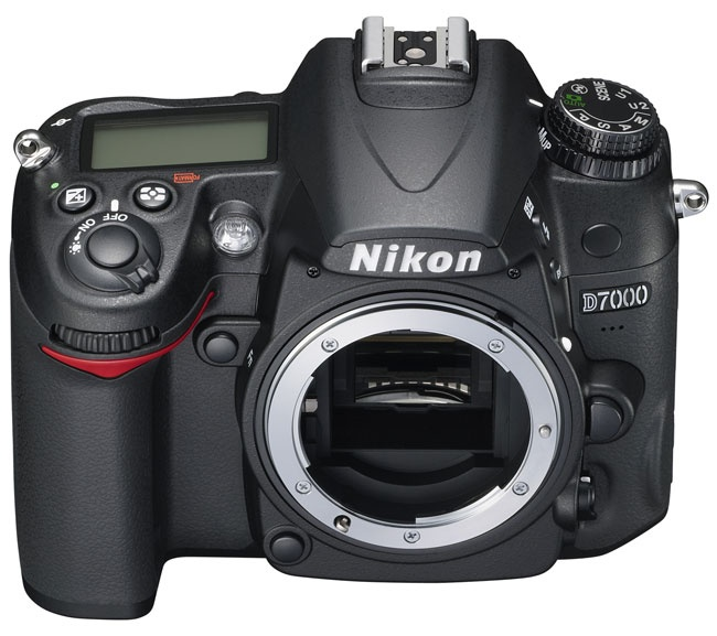 Nikon D7000. My new DSLR. A solid upgrade from the D70.