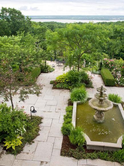 Garden Tour: Tame a Steep Backyard   Midwest Living