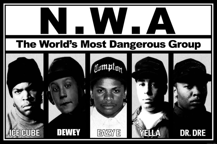 Straight Outta Compton is the story of the legendary rap group, NWA, which gave rise to rap greats like Dr. Dre and Ice Cube. Watch the movie trailer now.