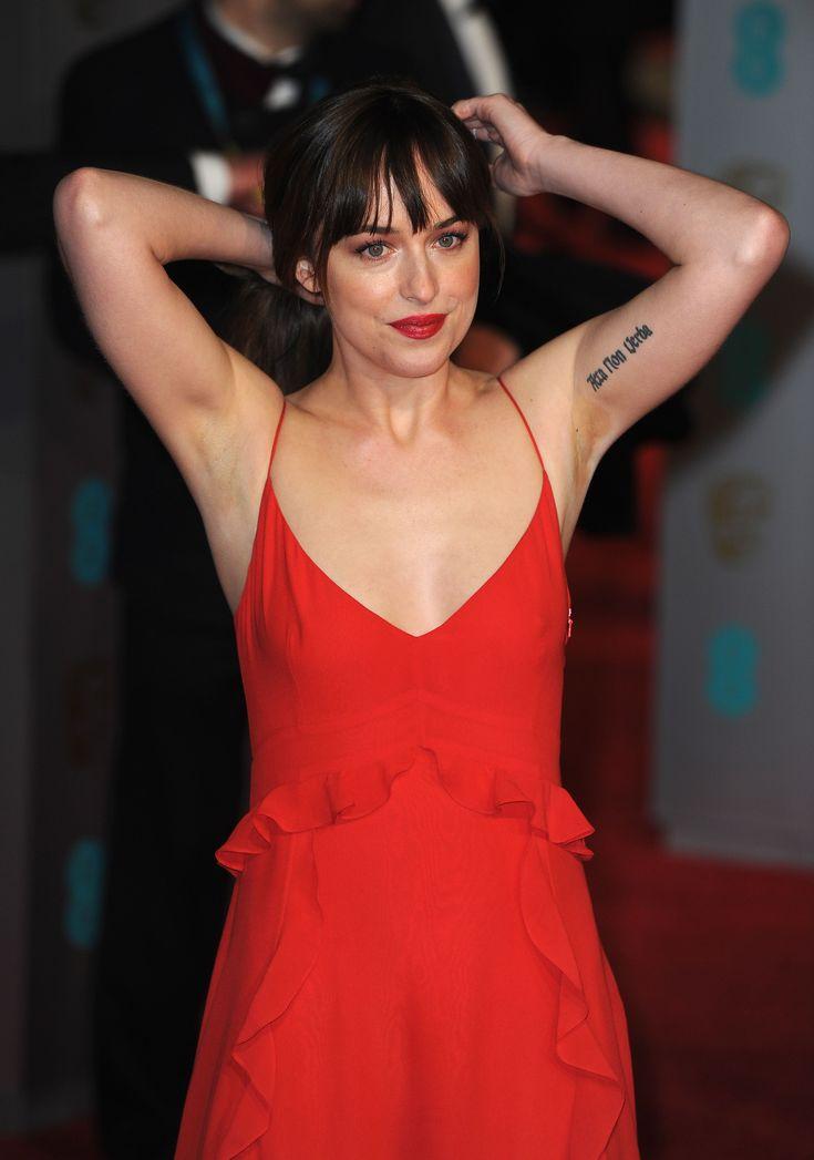 Image Of Sexy And Hot Dakota Johnson Sexy Armpit