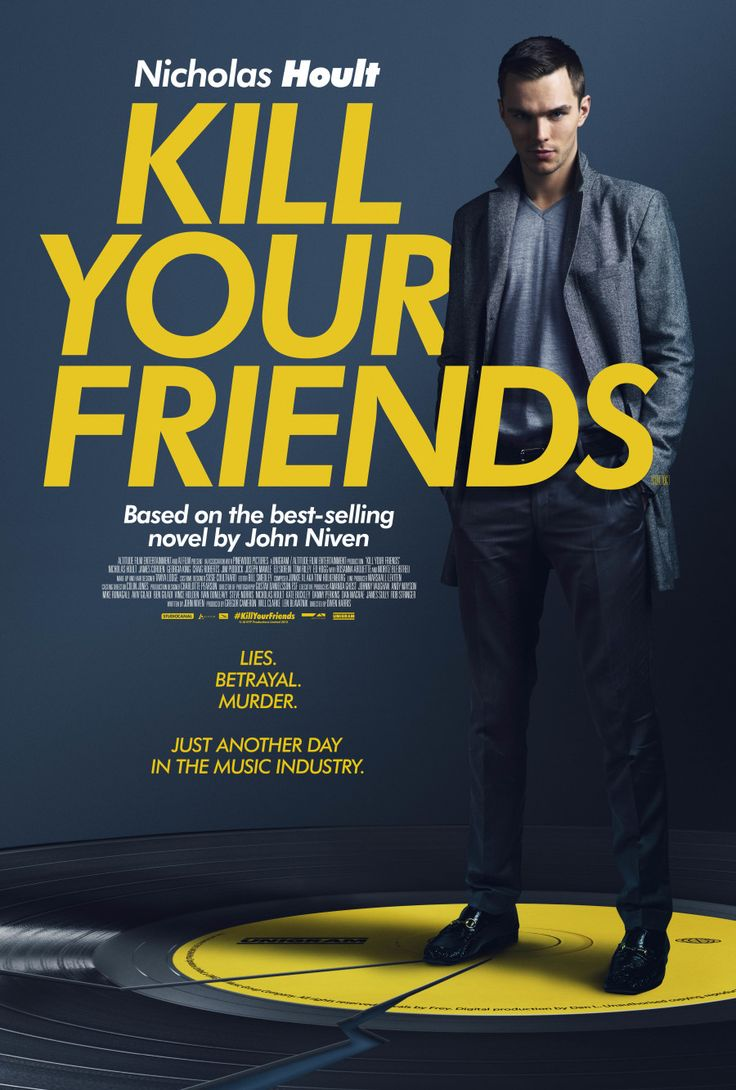 Kill Your Friends (2015) - Owen Harris •