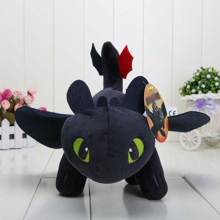how to train your dragon stuffed toy