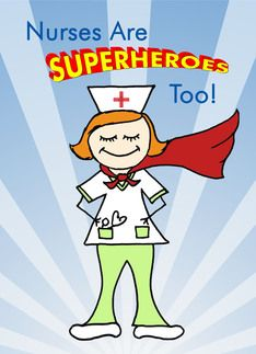 Why yes we are! A VERY Happy Nurses Week to all my fellow friends/nurses out there! Thank you for all your selfless acts of compassion, and the countless lives you change EVERYDAY!
