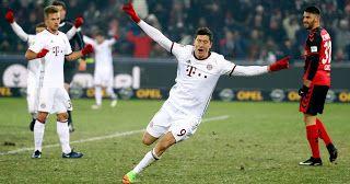 ☆KAB SPORT: 🇩🇪⚽Buteur hors pair, Lewandowski continue d'écri...