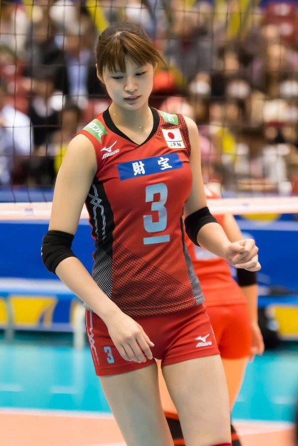 Saori Kimura Japanese volleyball player