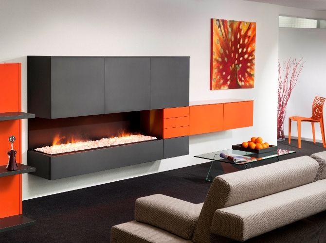 Het driedimensionale Opti-myst vuur van Faber brengt onmiskenbaar warmte en sfeer in uw huis. Deze stijlvolle oplossing is erg sfeervol. Meer over de Opty-Mist.