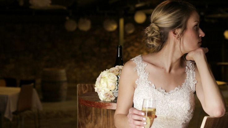 Wedding Half Time - Lake George Winery Cellar