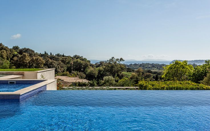 #france#luxuryvilla#vacations#St.Tropez#relax#lacurevillas#travel#luxuryvacation#lovelyviews#europe#view#pool