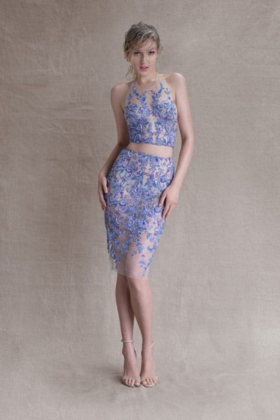 Paolo Sebastian SS2015 Couture Collection