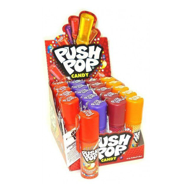 Les Push Pop
