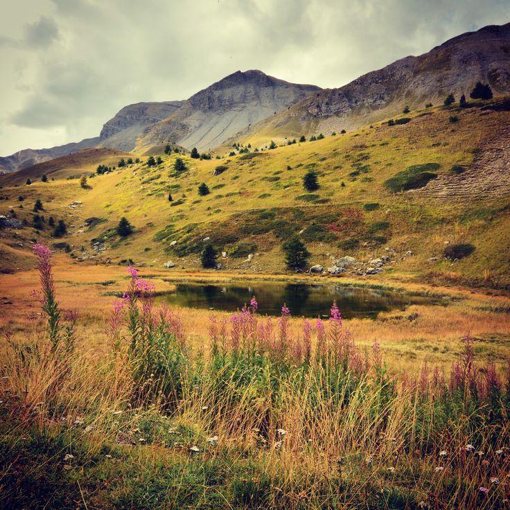 Instant d'été dans les Hautes-Alpes... Les couleurs changent pour le plaisir des yeux ! :-) #Vars #VarsFob #TourismePACA #MyHautesAlpes