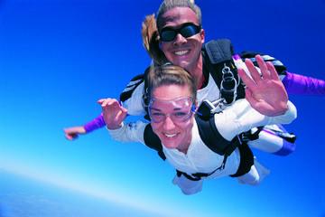 Top Adventure Activities Around the World: Brisbane Tandem Sky Dive