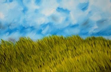 "Saatchi Art Artist Nicole Theresia Spitzwieser; Painting, ""barleycorn"" #art"