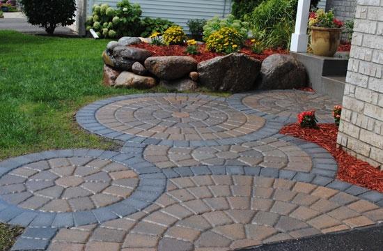 cool circular walkway