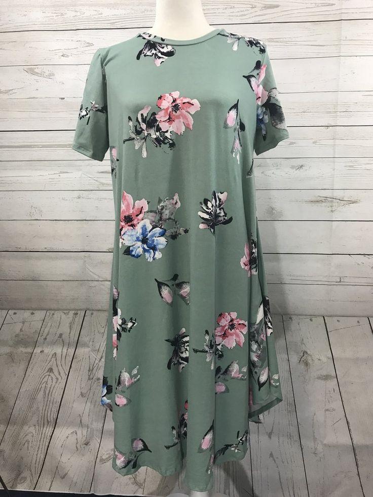 Medium chelansage shirt dress teacher style fashion