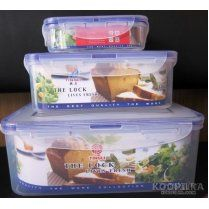 Пищевые контейнеры и товары для дома