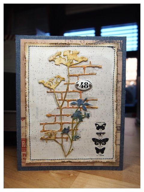 71 Best CARDS WILDFLOWER STAMP SET Images On Pinterest