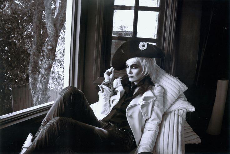 David Thomas - Still - Female Celebrities - Siobhan Fahey - Vogue Roma - Robert Erdmann - 2011