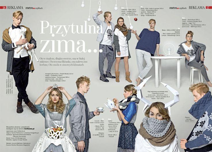 """""""Metro na Szpilkach"""""""