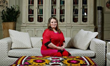 Joanna Scanlan: 'Depression was like turning around a liner across the ocean'