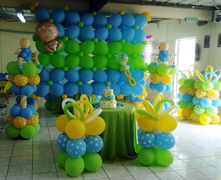 8 best images about decoraciones on pinterest bottle - Decoraciones baby shower ...