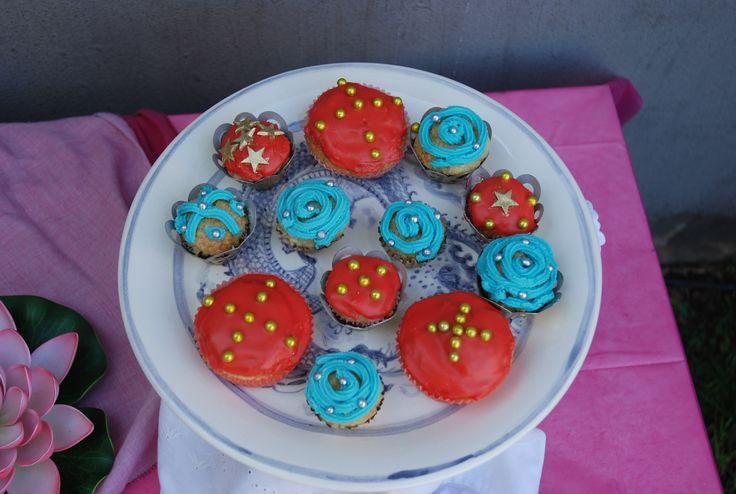 Knight cupcakes