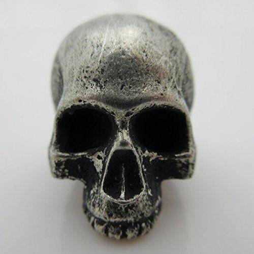 Marco Magallona Realistic Skull Lanyard / Paracord Bead i... https://www.amazon.com/dp/B011SE2AWM/ref=cm_sw_r_pi_dp_S2izxb1AT7AVT
