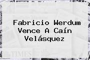 http://tecnoautos.com/wp-content/uploads/imagenes/tendencias/thumbs/fabricio-werdum-vence-a-cain-velasquez.jpg Cain Velasquez. Fabricio Werdum vence a Caín Velásquez, Enlaces, Imágenes, Videos y Tweets - http://tecnoautos.com/actualidad/cain-velasquez-fabricio-werdum-vence-a-cain-velasquez/