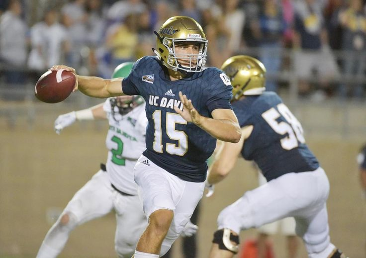 After two explosive wins followed by a deflating 41-3 loss, it was logical for loyal UC Davis football fans to wonder which Aggie team would show up to take on defending Big Sky co-champion North Dakota Saturday night at Aggie Stadium. That question was cleared up early — and often — as the...  http://www.davisenterprise.com/uncategorized/real-aggies-stand-up-and-rout-visiting-north-dakota-48-24/  #davisenterprise #Sports, #Uncategorized #B1, #PRINTED