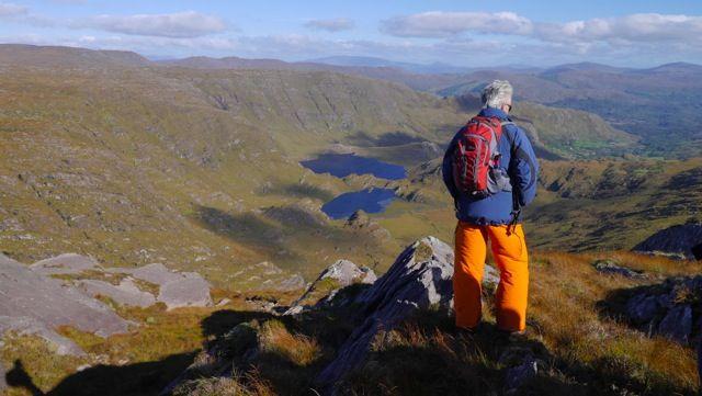 Fragen des Lebens und die Natur Irlands - Eine Woche in der Wildnis in Irlands Bergen. 21. bis 28. Juni 2014. Infos bei markus@wanderlust.de