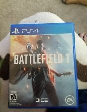 Battlefield 1 (Sony PlayStation 4 2016) PS4