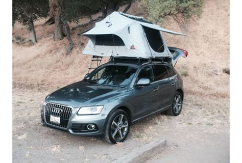 Nice Audi Wagon Sporting A Kukenam Stargazer Roof Top