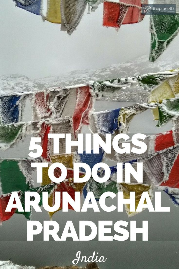 Northeast India is a region that was lesser traveled in India for a variety of reasons. All of that is changing as tourism in the Northeast is starting to come alive, hotels are popping up, and roads are being built. Learn all about 5 things to do in Arun