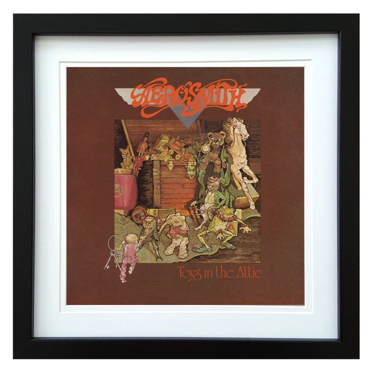 Aerosmith | Toys In The Attic Album | ArtRockStore