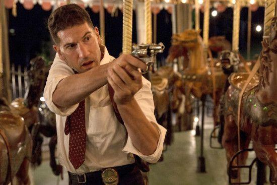 Jon Bernthal as Joe Teague in my favorite scene from Mob City. <3