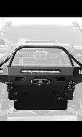 Pelfreybilt Off-Road-- bumpers, lights, truck tents, skid plates