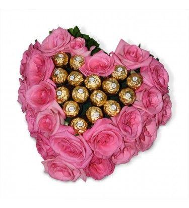 85 best Valentine Flowers images on Pinterest | Floral ...