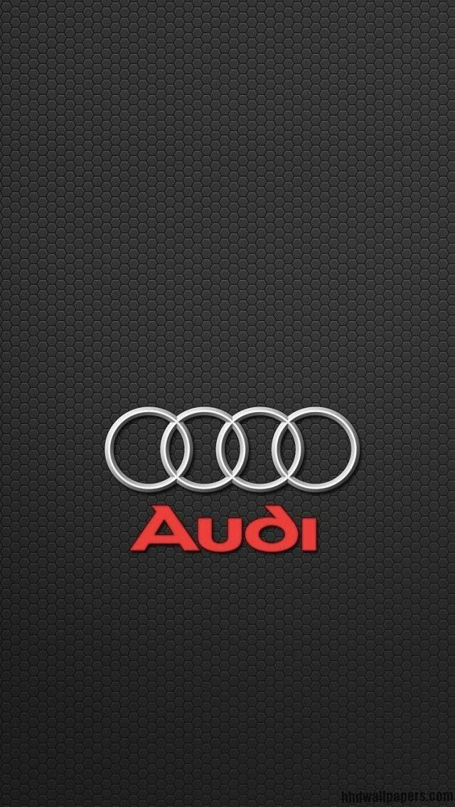 Image For Audi Logo Mobile Desktop Wallpaper