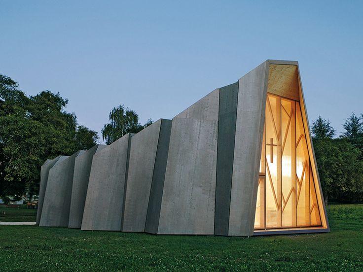 Kapelle St. Loup Pompaples Localarchitecture