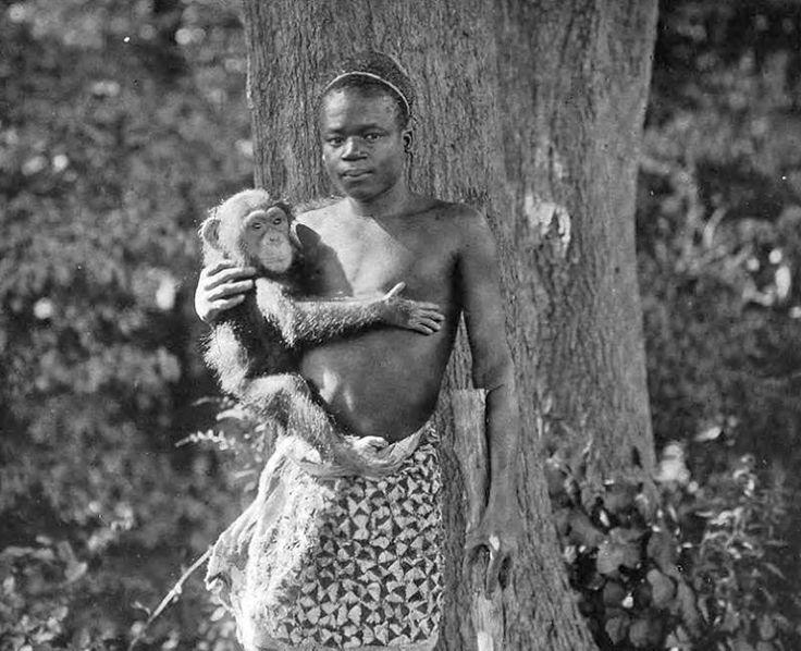 Ota Benga's Short, Tragic Life As A Human Zoo Exhibit
